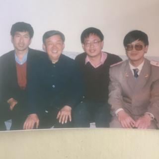 父亲   刘和刚